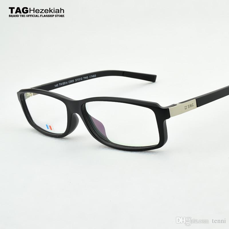 7216c5f310 Brand Glasses Frame Men Square Big Box Eye Glasses Frames for Men ...