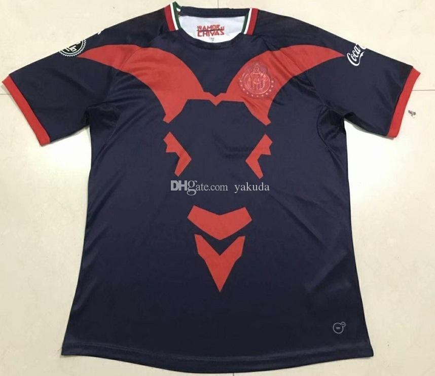 best authentic 1af12 347d8 Chivas de Guadalajara 2018/19 Third Jerseys,18-19 Chivas Customized Soccer  Jerseys Shirt,Chivas de Guadalajara 2018 Mundial de Clubes,