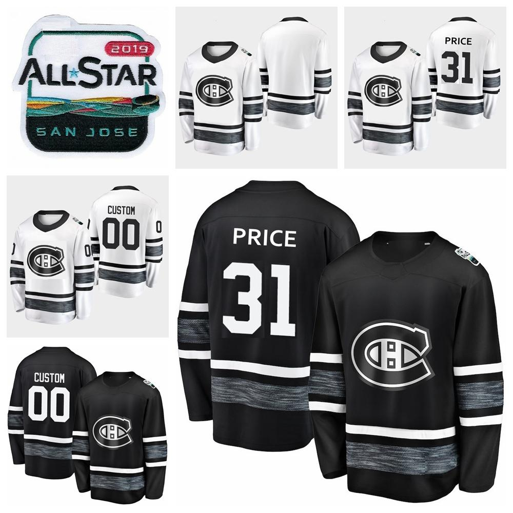44e180530 2019 All Star Game 31 Carey Price Customize Men Women Youth Montreal ...