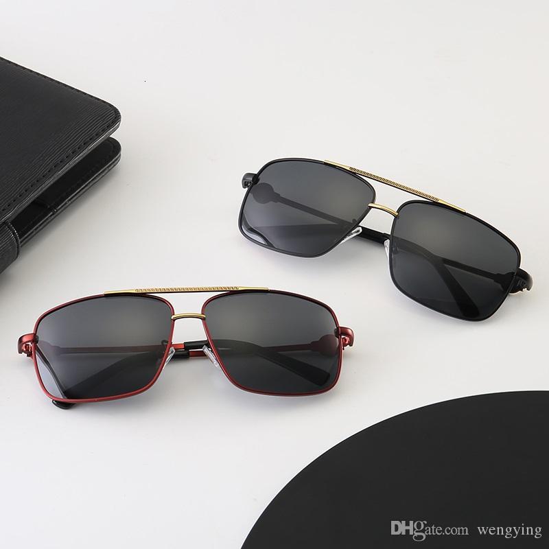 42131ba39a Compre BMW 801 NUEVAS Gafas De Sol Para Hombre Diseñador De La Marca ...