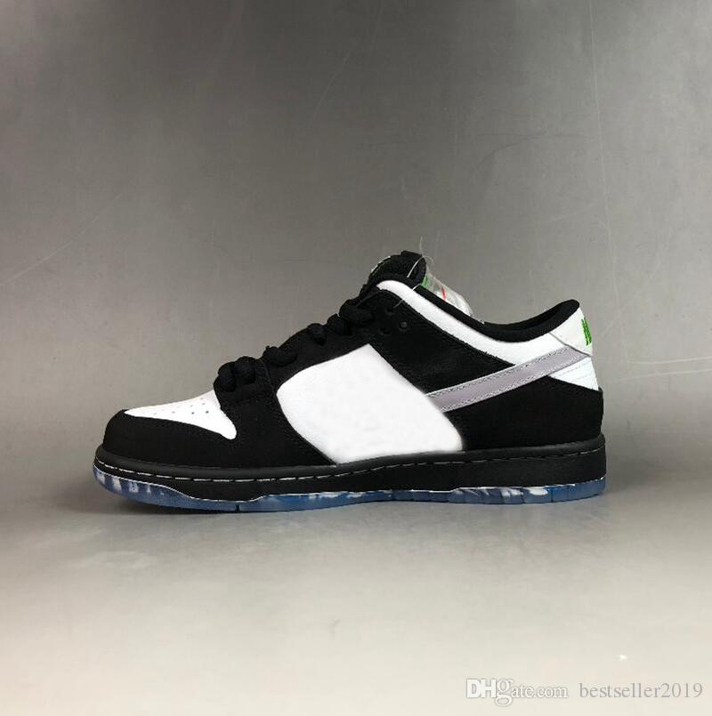 Designer Staple X SB Dunk Low Running Shoes Pro OG QS Pigeon Panda Black  White Not For Resale Dunks Women Mens Skateboard Trainers Shoes For Sale  Trail ... 8b6fd7af6a
