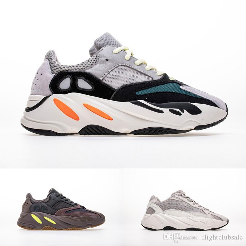 a3c4d2e7855 2019 New Mauve 700 Wave Runner Designer Sneakers New 700 V2 Static ...