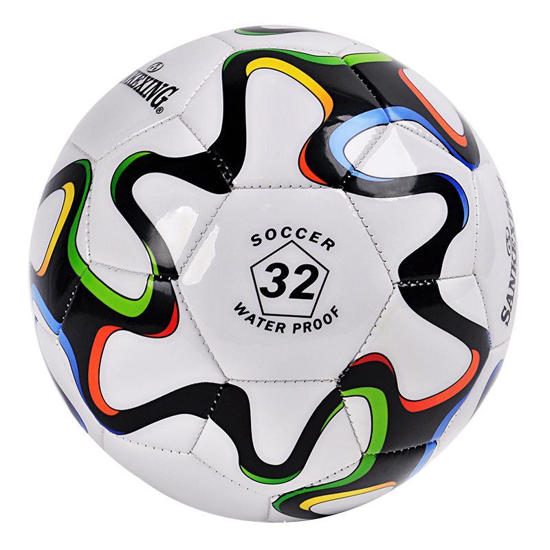 bd7a9e818b193 Compre Sankexing Dropshipping 1   Bola De Futebol Pu Tamanho Oficial 5  Futebol Gol League Ball Bolas Ao Ar Livre Futbol Voetbal Frete Grátis!