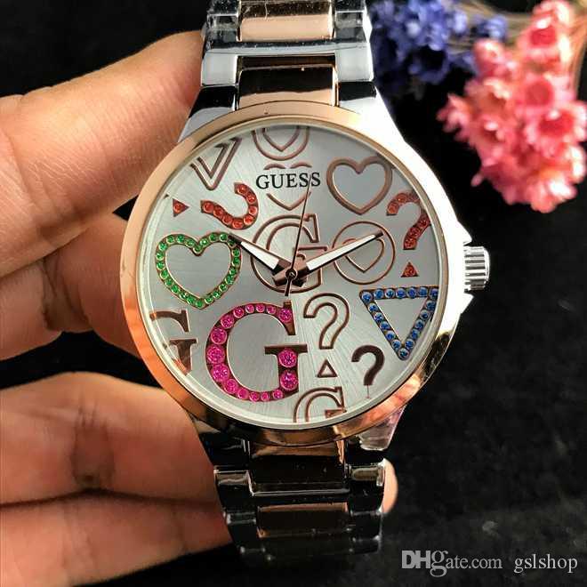 274c7c26 Compre Calidad AAA Relojes De Moda Para Mujer De 36 Mm Reloj De Señoras De  Lujo Casual Señoras Reloj De Cuarzo Personalidad Elegante Dial Señoras  Reloj ...