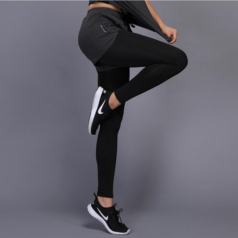 Wholesale-Toppick Gym Fitness Clothes Women Yoga Set Tennis Tshirt+Pants Running Tight Jogging Workout Yoga Leggings Sport Suit Plus Size