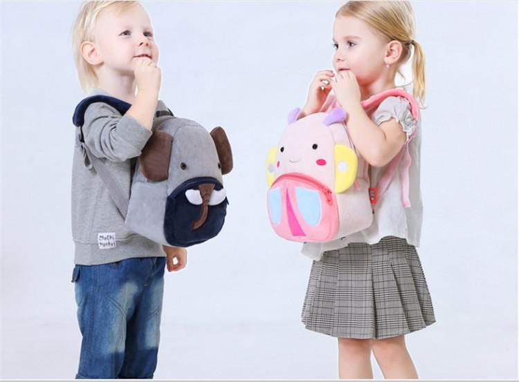 2019 Children Student school Backpacks Cute Cartoon Fashion Backpacks Kindergarten Children's Schoolbags Top Quality Bags Free Shipping