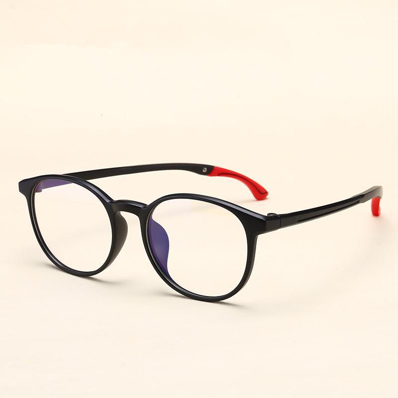 7fab0ff79b Compre 2019 Nuevo TR90 Retro Gafas Flexibles Ajustables Mujeres Gafas  Ópticas Miopía Rx Marco De Anteojos Espectáculo A $35.47 Del Nylonshan    DHgate.Com
