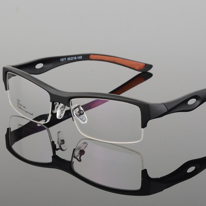 120e6442bea1 2019 Cubojue 145mm Sport Eyeglasses Frame Men Women TR90 Glasses Man  Prescription Spectacle Ultra Light Semi Rimless Eyeglass Fashion From  Vineer