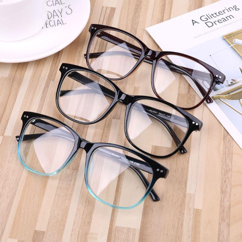 a635357314 2019 Unisex Eyeglasses Optical Spectacle Frame Stars Decoraction Women Men  Prescription Eyewear From Naixing