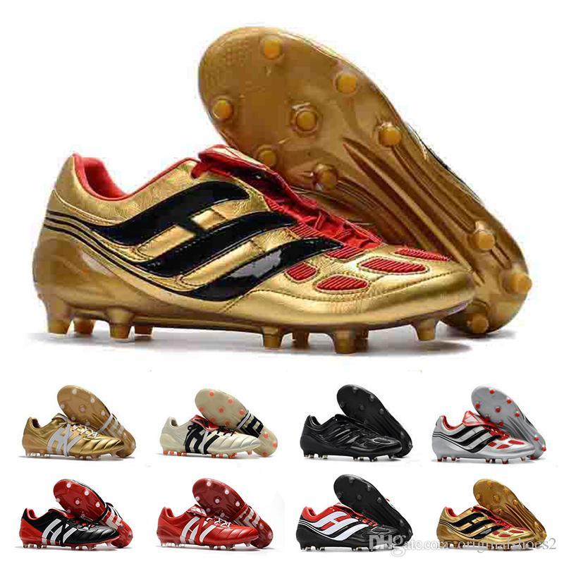 5b91189e275 Predator Soccer Shoes For Men Accelerator Electricity FG DB AG David ...