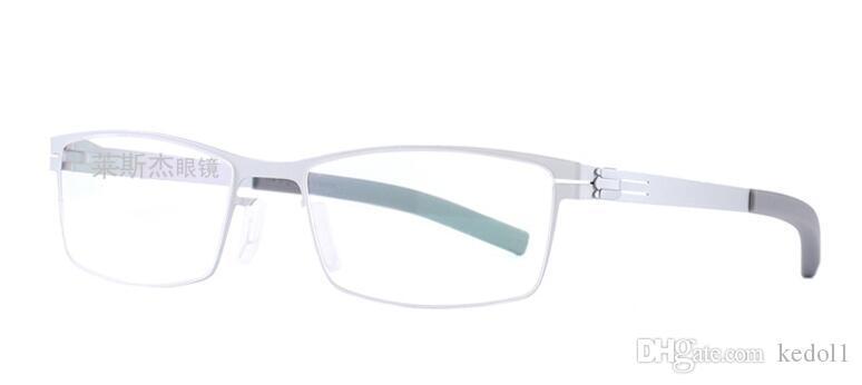 Compre Óculos De Armação De Óculos De Titânio De Berlim Homens Óculos De  Computador Prescrição Óptica Leitura Clara Lente Do Olho Masculino  Espetáculo ... 78a4a91525