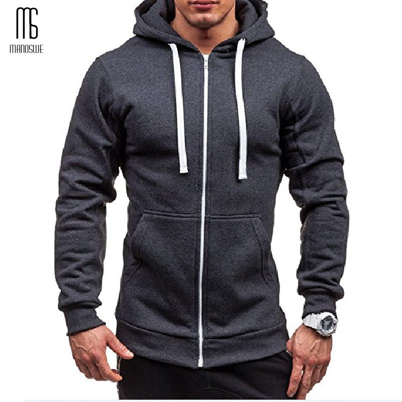 2019 Pocket Solid Hooded Cardigan For Men Zipper Comfy Spring Black Hoodies  Long Sleeve Sweatshirts Male Jackets Casual Wear Clothes From Manxinxin d7ef8f071e5e