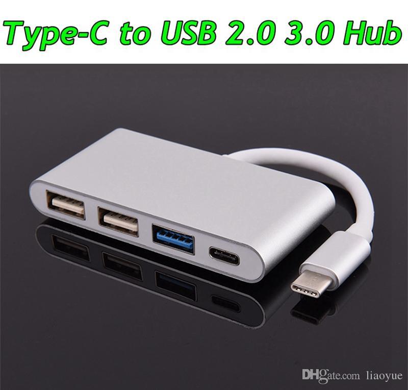 Digital Kabel Ult-beste Usb 3.0 A Stecker Auf Typ C Usb-c Buchse Adapter Für Macbook 12 Zoll