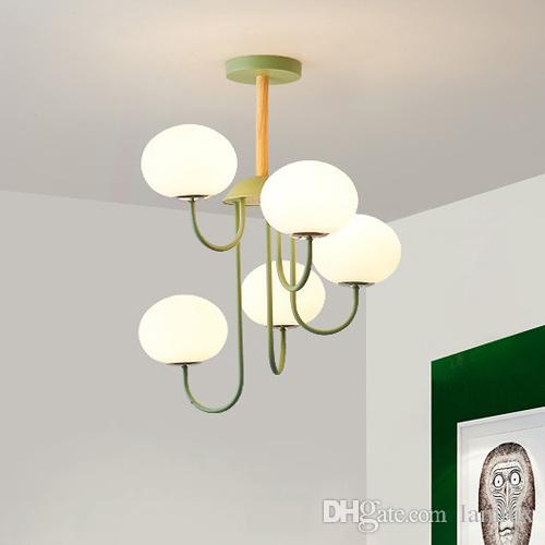 Großhandel Neue Hängende Lampen Led Esszimmer Schlafzimmer ...