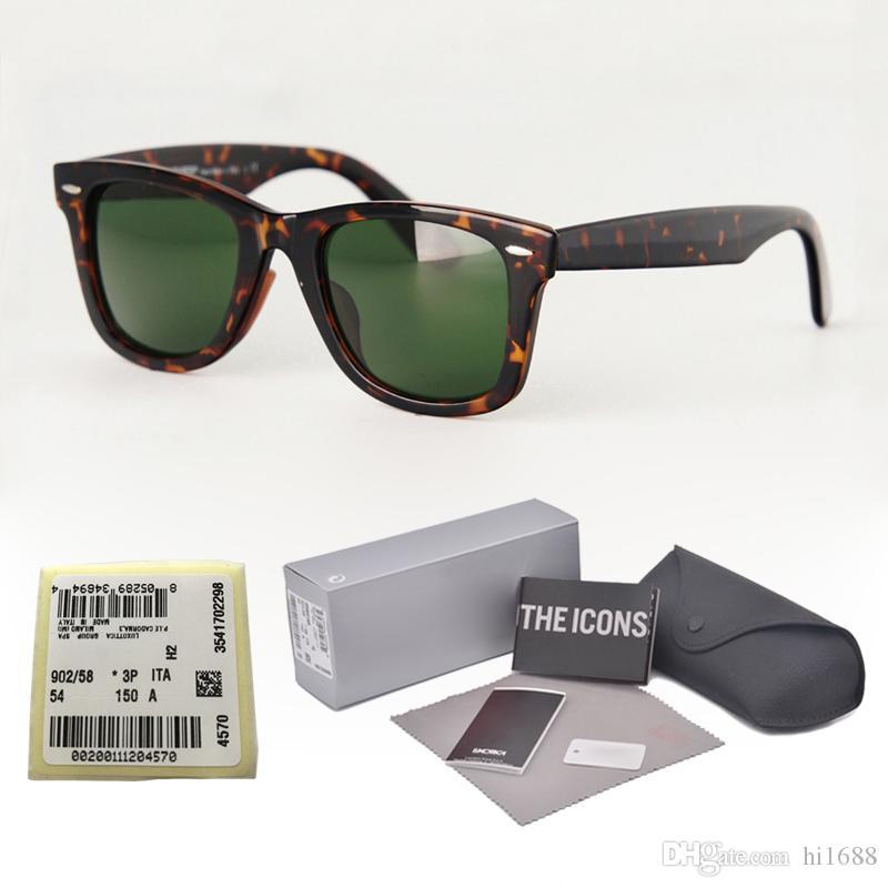 9a94f7b807 Occhiali da sole polarizzati di migliore qualità Uomo Donna Occhiali da  sole Occhiali da sole Marchi di design montatura in metallo Cerniera in ...