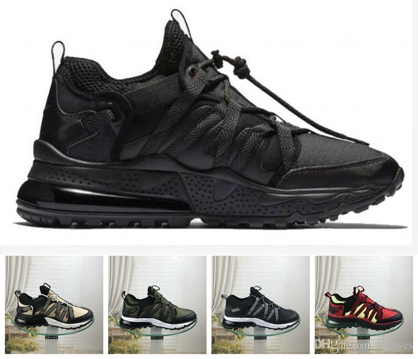 b591c28b5ba91f 2019 Bowfin 270 Running Shoes BE TRUE Volt Triple White Black Dot ...
