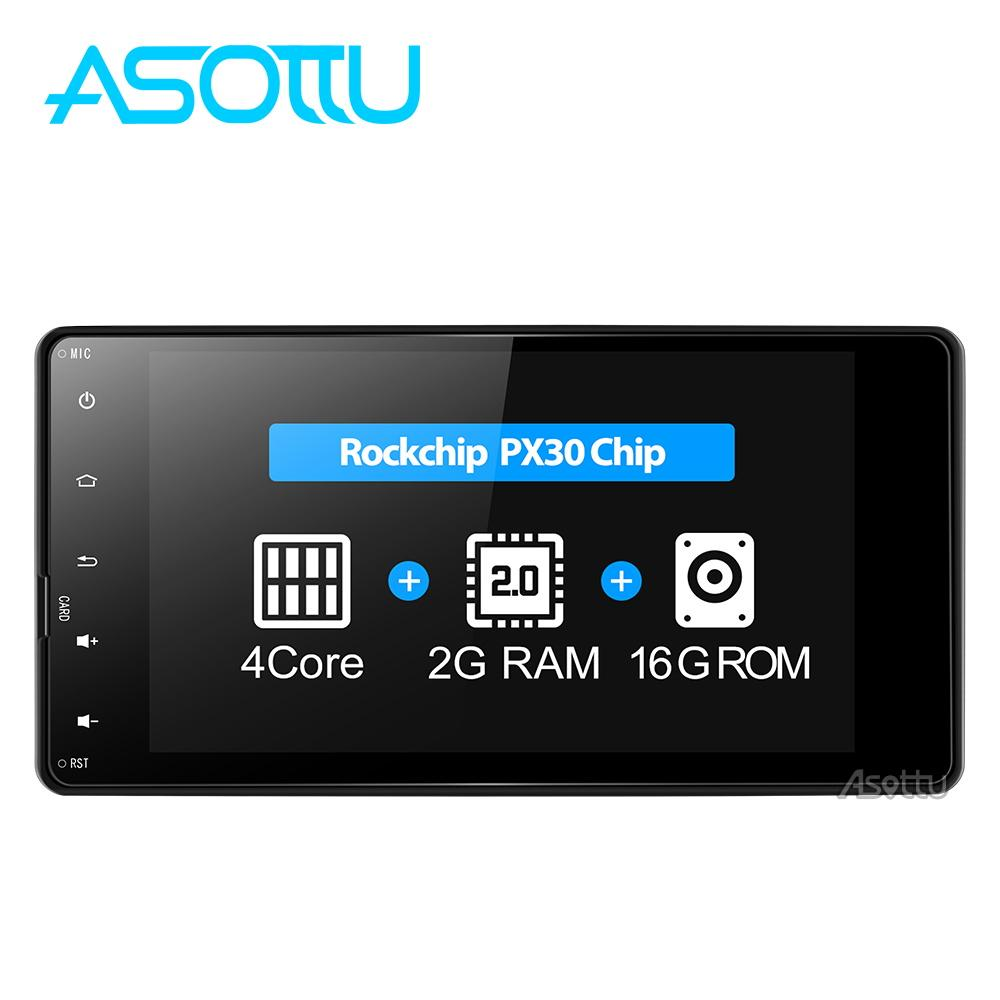 Asottu COLD7060 PX30 Android 9.0 car dvd radio video gps navigation for Mitsubishi outlander lancer asx 2012 2013 2014