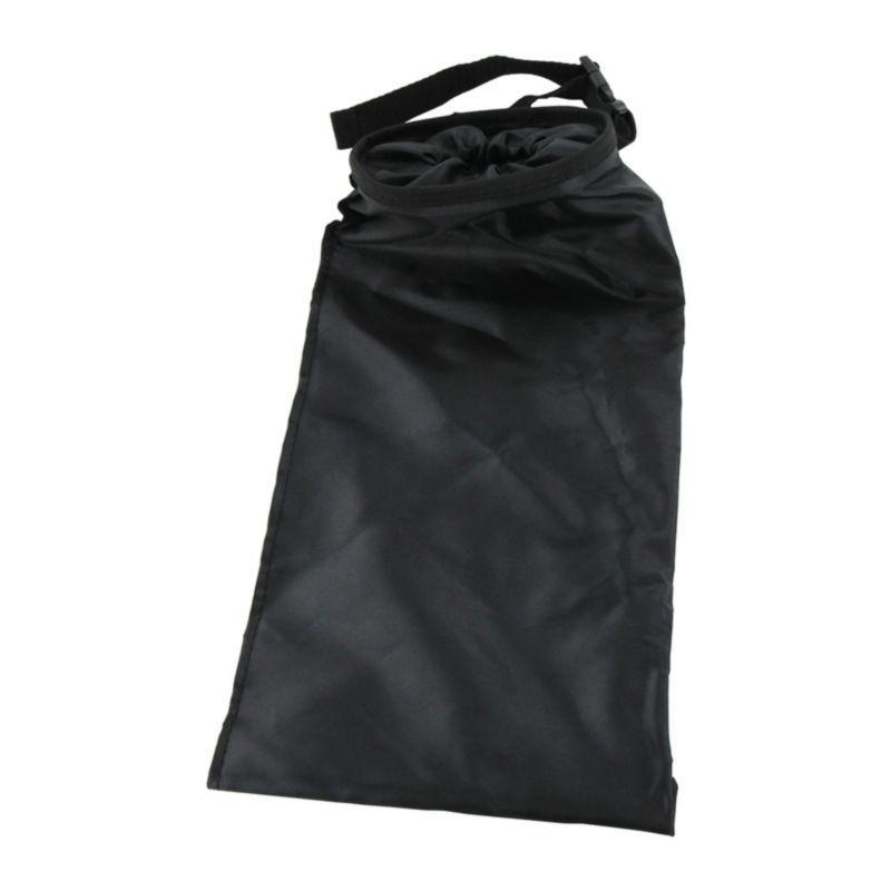 Hot Trash Vendita auto può bidone della spazzatura Oxford 210D nero della sede del sacchetto impermeabile di immagazzinaggio di viaggio Hanging sacchetto dell'organizzatore di stivaggio Riordino