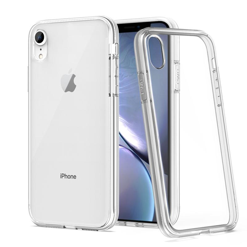 2mm dicke clear rüstung case für samsung s10 s10 plus für iphone xr xs xs max iphone 8 7 6 plus