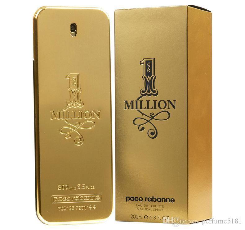 0e6f7c915650 Free shipping Mens perfume Health Beauty parfum Fragrance Luxury perfume  rabanne Gold Million women perfume 100ml free shipping