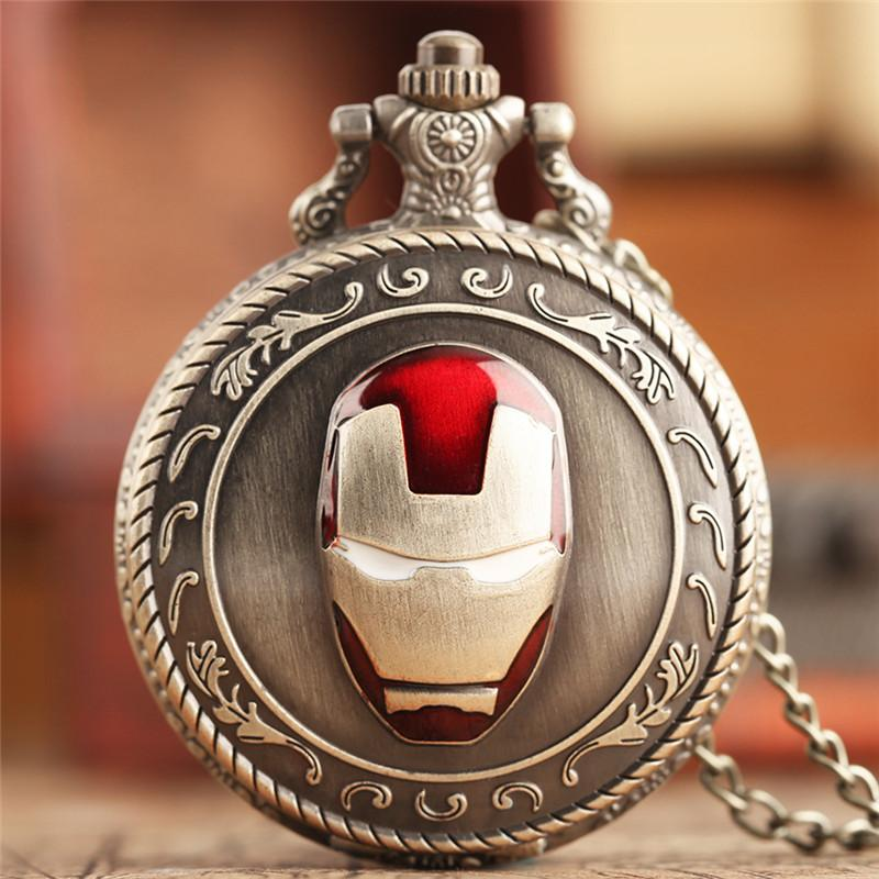 Modern Trustful Medical Emergency Technician Mens Quartz Pocket Watch Pendant Necklace Womens Watches, Parts & Accessories