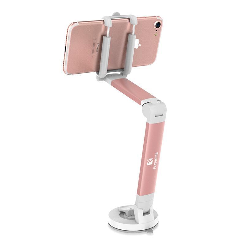 Halterung Smartphone Lange Stange Handyhalter Paste Saugnapf