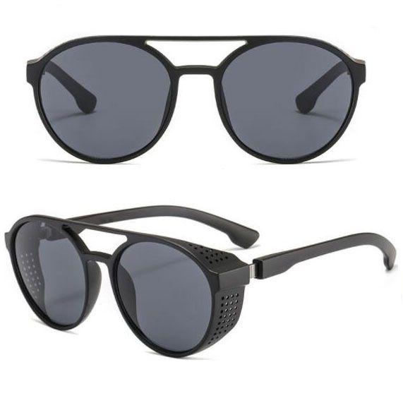 4107536406 Compre Diseñador De La Marca Gafas Para Hombre Gafas De Conducción Para  Mujer Deportes Anteojos Gafas Redondas De La Vendimia Hombres Y Mujeres De  La Moda ...