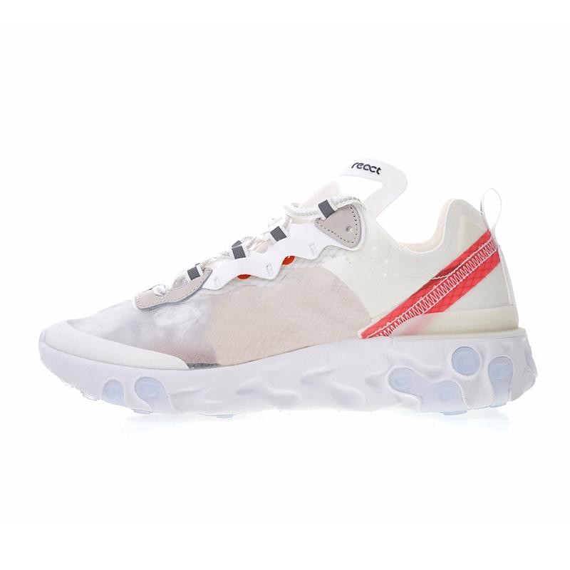 65fb91170989f Epic React Element 87 Undercover Men Running Shoes For Women Designer  Sneakers Sports Mens Trainer Shoes Sail Light Bone Womens Running Trainers  Shoes Shop ...