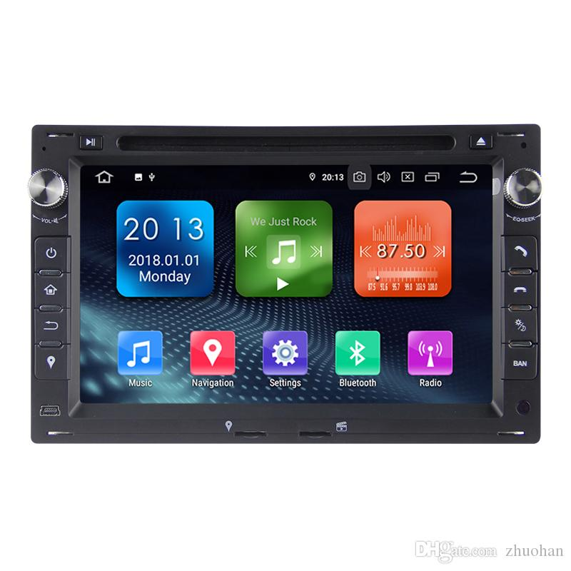 Zhuohan 7 Inch HD Android Car DVD Player for Volkswagen POLO 2000-2007 with  Bluetooth GPS (AD-L7086)