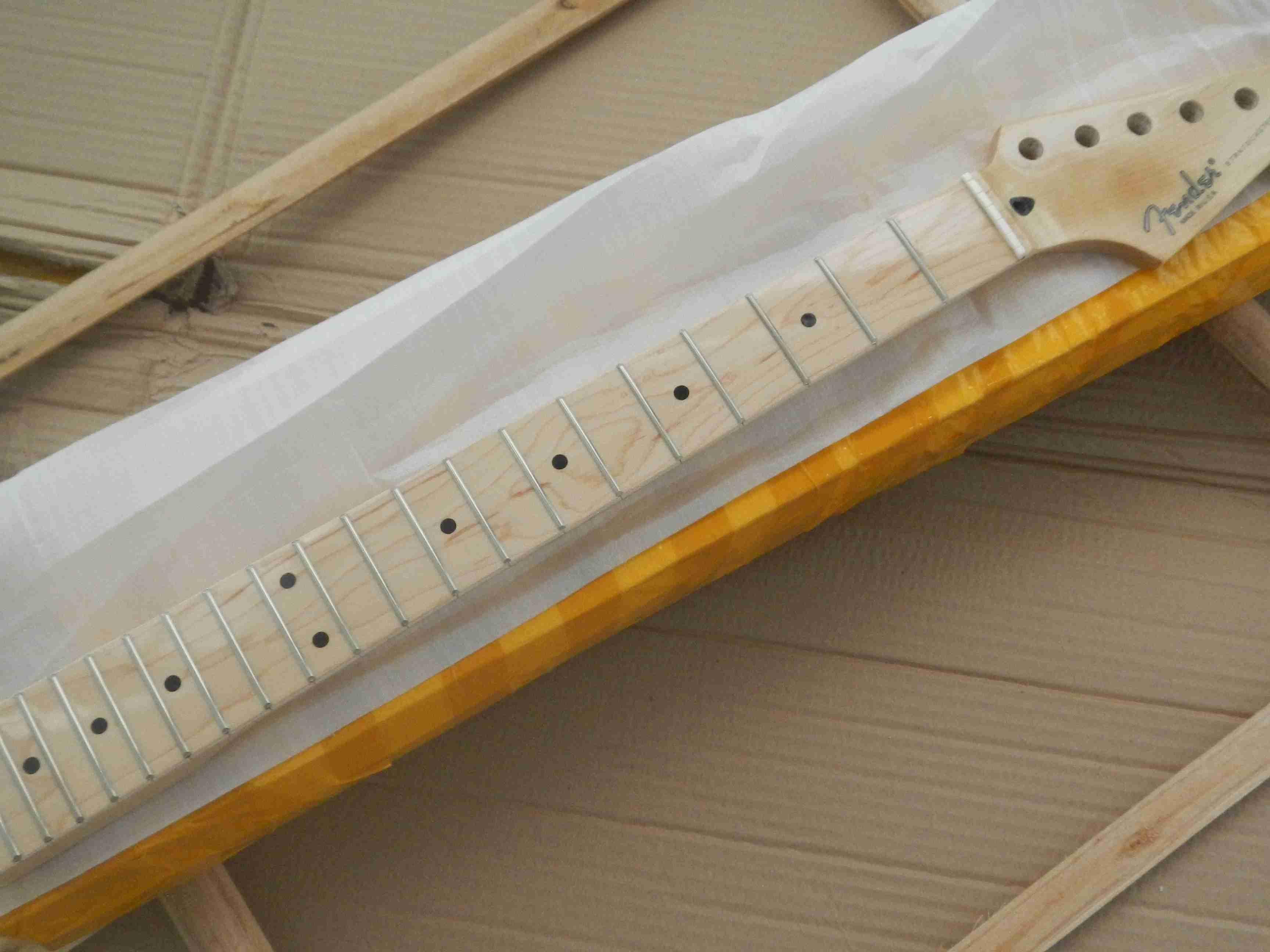 Großhandel Stratocaster E Gitarre St Schnelles Verschiffen 22 Fret
