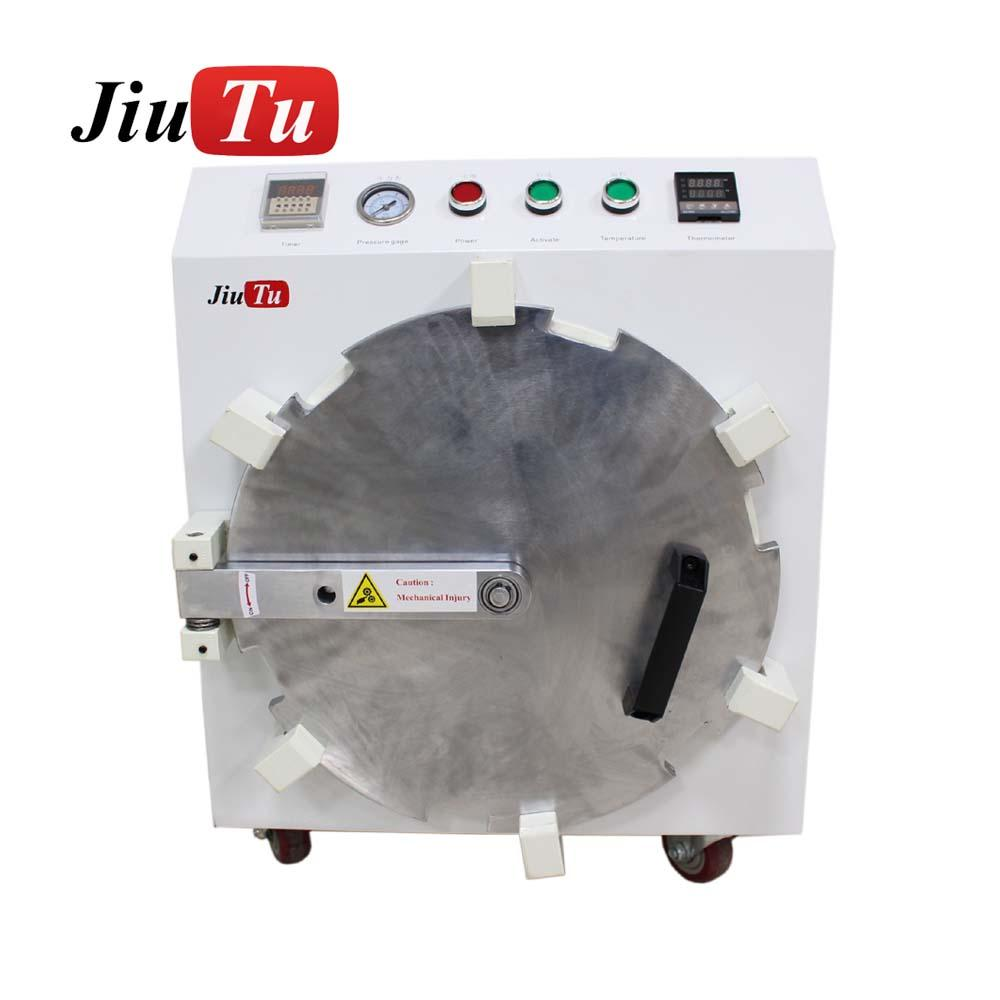 Autoclave OCA Bubble Removing Machine For Mobile Phone LCD OLED Edge Screen Refurbishing Machine For TV , Big Flat Screen Repair