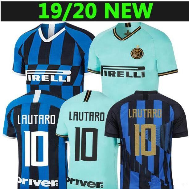 best sneakers 5609a 77c44 Inter SOCCER jerseys nainggolan Milan 20th anniversary 2019/20 new inter  home away shirt sports 2019/20 HOME shirts