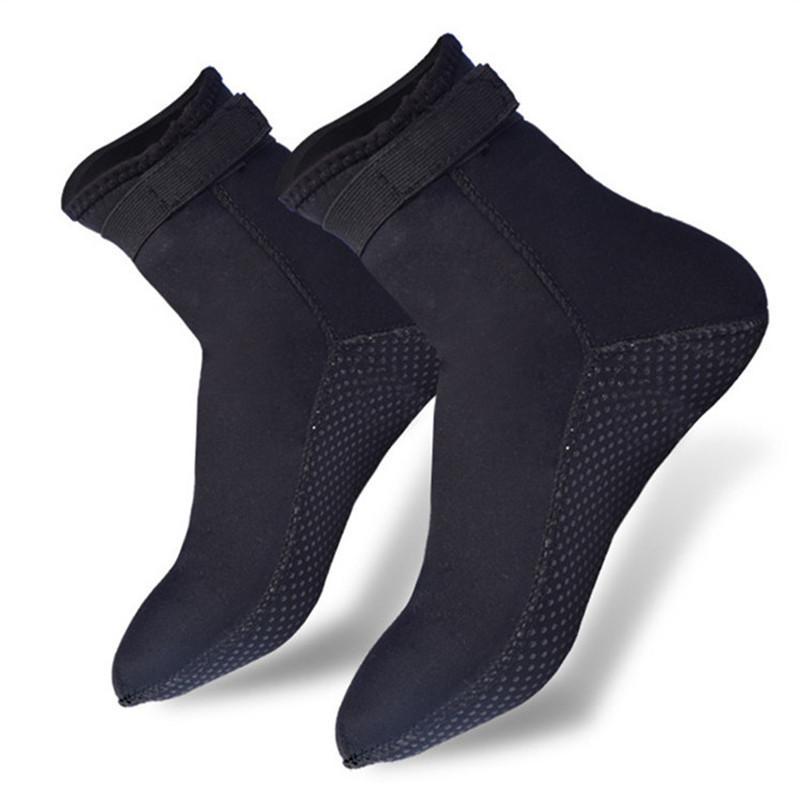 108f934d9528 Calcetines de buceo Prisa para adultos Tamaño 3 mm Neopreno Buceo  Calcetines de buceo trajes de baño