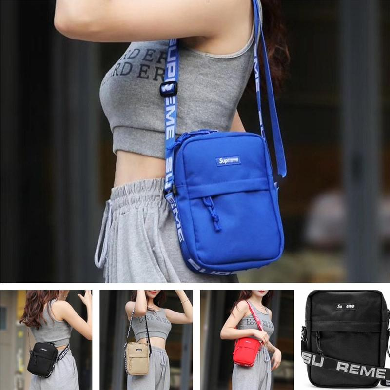 Supre Belt Waist Bags Luxury Handbags Sup Brand Designer Single Shoulder Bag Purses Fanny Pack Sports Duffle Messenger Bag Totes C62606