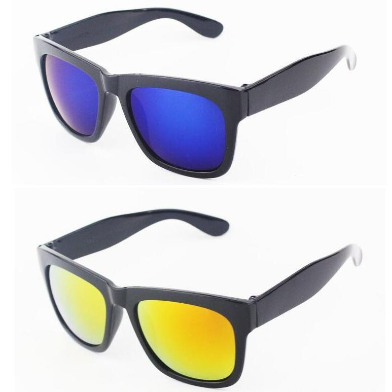 951d55b1259 2019 New Color Film Reflective Sunglasses Trend Personality Sun Glasses  Tide Sunglasses Color Film Reflective Sunglasses For Gift Tifosi Sunglasses  Cheap ...