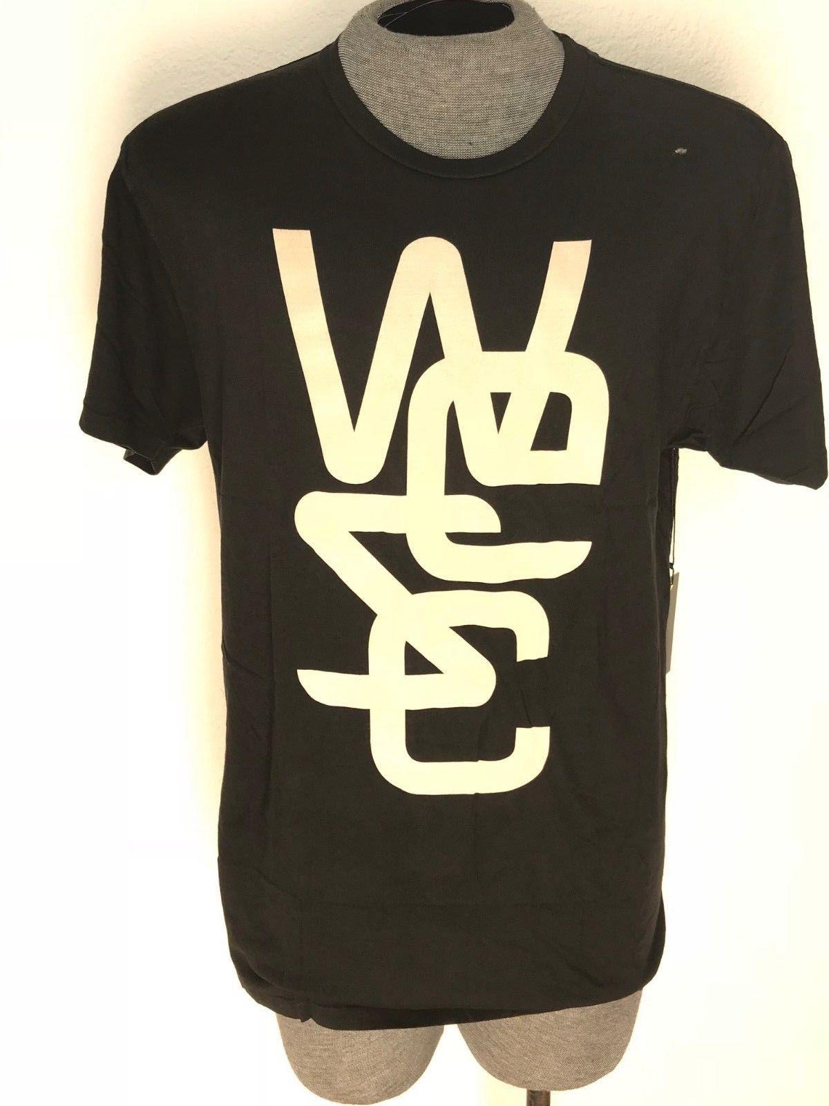42992b474 WeSC | Overlay Logo | Black Tee | Size: LRG Funny Unisex Casual Tshirt One  T Shirt A Day One Day T Shirt From Sillyboytshirts, $12.96| DHgate.Com