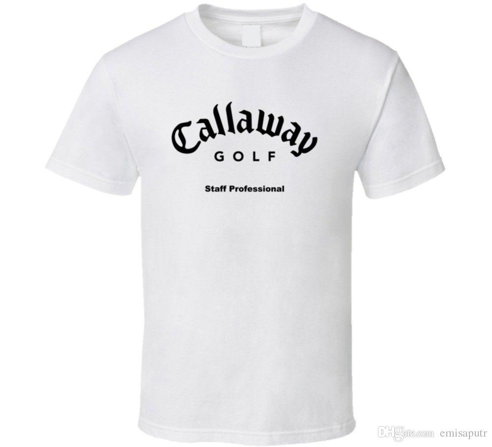 Callaway Golf Staff Professional T Shirt Shirts Mens Cool T Shirts