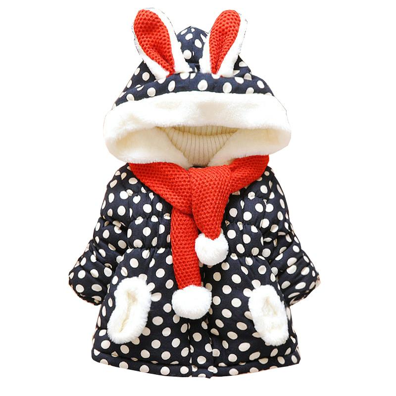 42caa9c40 Mochenchengwinter Warm Children Outerwear Girl Cotton Thick Clothes ...