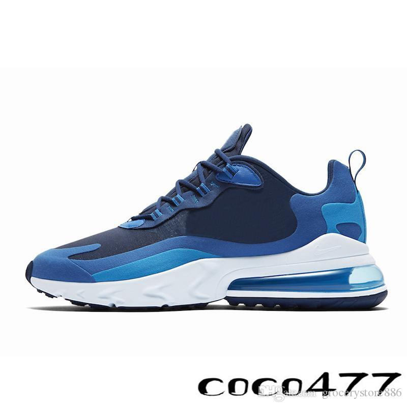 2019 New 27c React Mens18 Designer Chaussures Homme Chassures React 27c Homme Sport Baskets homme Chaussures de basket-ball Chaussures Taille EUR36-45