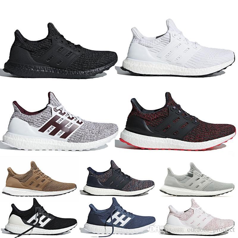 Adidas Ultra Boost 4.0 grau