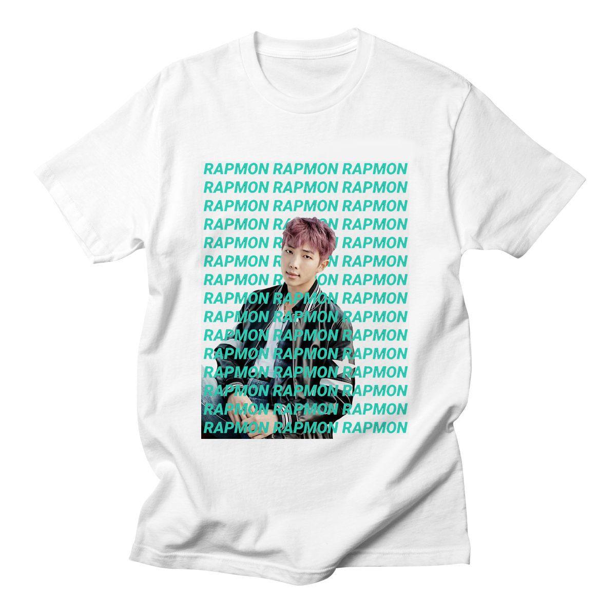 Compre Camiseta De Mujer Lettbao Bts Camiseta Mujer Camisetas Bangtan Boys  Kpop Camiseta Algodón Moda De Verano Hip Hop Ropa Harajuku Camisa A  23.95  Del ... b600cd319d1