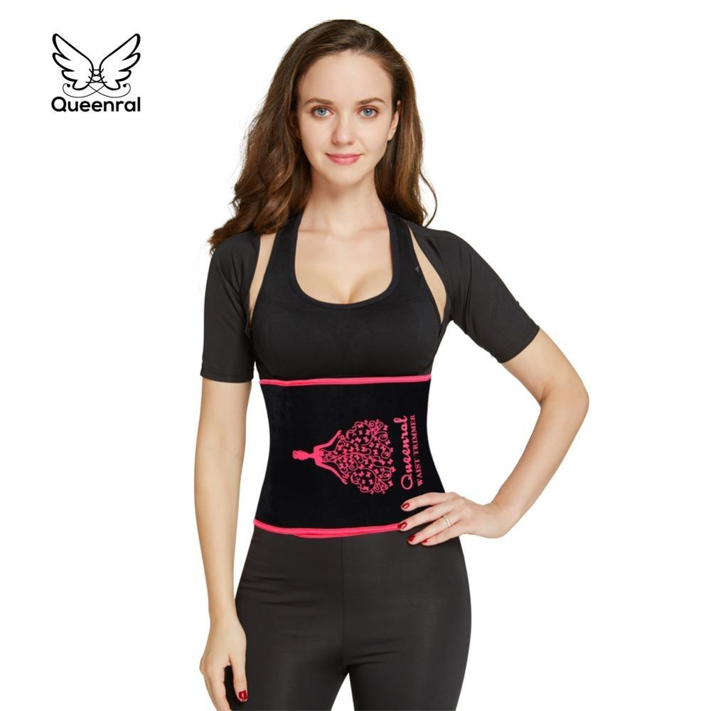 61db549a07 Waist Trainer Hot Shapers Waist Trimmer Corset Slimming Belt Neoprene Body  Shaper Slimming Modeling Strap Slimming Corset D19011203 Online with   25.24 Piece ...