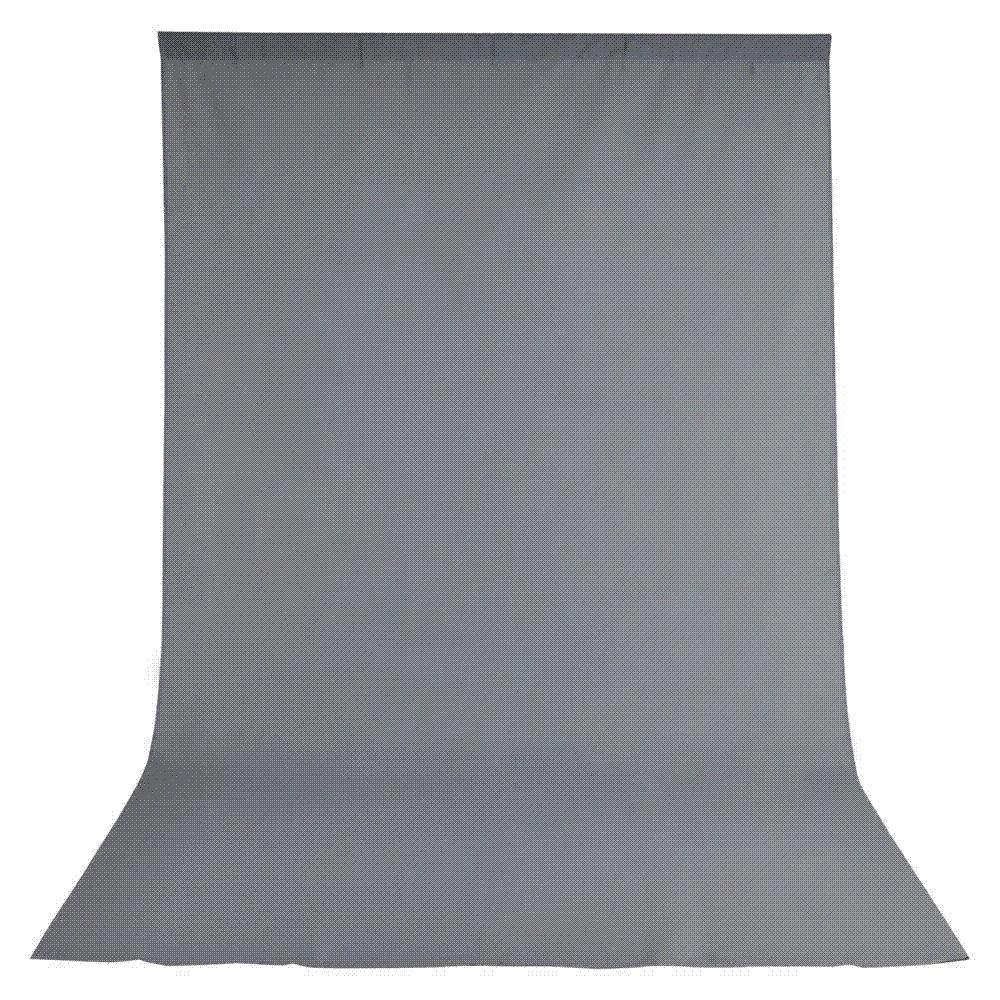 2019 Gray Muslin Backdrop 100% Cotton Photography Backgro 85b0da8f0676
