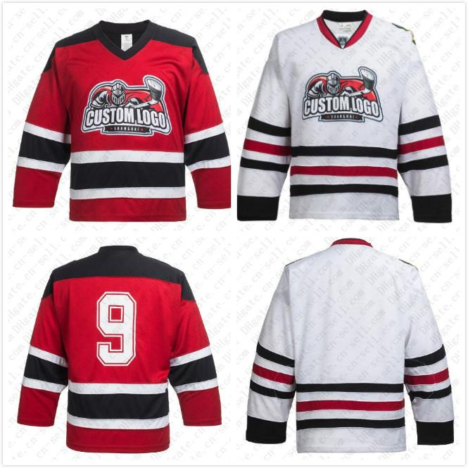 innovative design 33c5a 38875 Custom any name any number JETS Free shipping high quality ice hockey  sweatshirt wholesale customize vintage jerseys synthetic embroidery