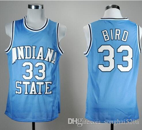 hot sales 3d9d3 808b0 larry bird retro jersey