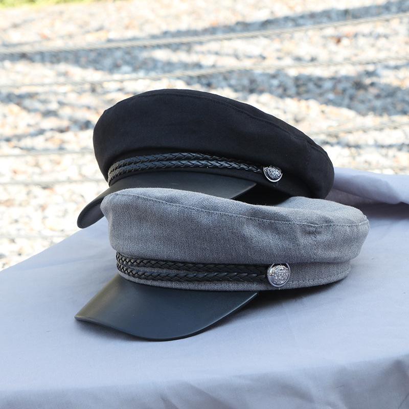 Acquista Cappellino Maciejowka Cap Peaked Breton Style Manly Vintage  Elegante Strillone A  4.0 Dal Creativebar  7b7d15a04c84