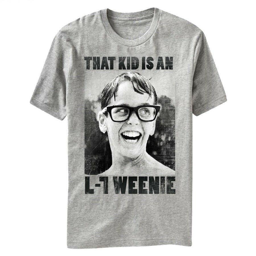 bc15d256e The Sandlot Film That Kid Is An L 7 Weenie Erwachsene T Shirt Men Women  Unisex Fashion Tshirt Shirt Designs Best T Shirts From Customtshirt201806,  ...
