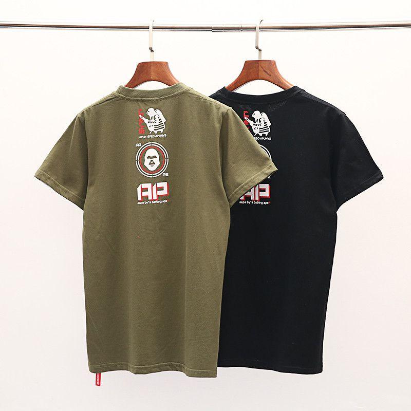 1e2685178c4b Luxury Men's Women's T Shirt Fashion Clothing Brand Designer T ...
