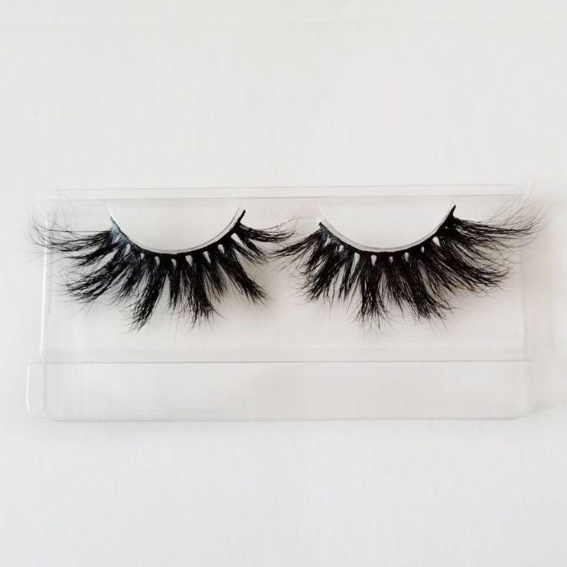 326ac810cb6 Hot Selling 25mm Lashes 5D Mink Eyelashes Mink Hair Full Strip Lashes  Natural Long False Eyelashes Red Cherry Lashes Eyelashes From  Fdshine_eyelash, ...