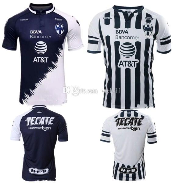 83324bbd7 Perfect 2019 Mexico LIGA MX Club America Camisetas De Fútbol 19 20 ...